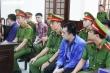 Đang xét xử nhóm giang hồ Giang '36' vây xe chở công an ở Đồng Nai