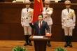 Video: Chủ tịch Quốc hội Vương Đình Huệ tuyên thệ nhậm chức