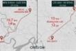 So sánh tuyến đường sắt đô thị Sài Gòn và Hà Nội