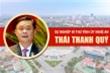 Infographic: Sự nghiệp Bí thư Tỉnh ủy Nghệ An Thái Thanh Quý