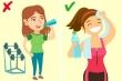 Mùa hè, cần tránh uống nước vào thời điểm sau nếu không muốn làm hại sức khỏe