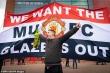 CĐV nổi loạn phá trận đấu: Man Utd lên tiếng