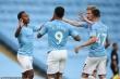 Hàng công tỏa sáng, Man City nhấn chìm tân vương Liverpool
