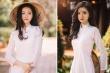 Nữ sinh ngành Dược hóa nàng thơ trong tà áo dài trắng