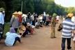Dân phản đối trại lợn xả thải gây ô nhiễm, tỉnh Nghệ An họp khẩn