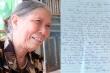 Xúc động tâm thư của cụ bà 78 tuổi dành tiền ủng hộ chống dịch Covid-19