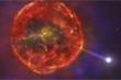 Vụ nổ siêu tân tinh làm 'văng' sao lùn trắng sang dải Ngân hà
