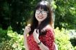 Nữ thủ khoa xinh đẹp của Học viện Phụ nữ đam mê hoạt động thiện nguyện
