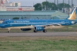 Máy bay Vietnam Airlines hạ cánh khẩn cấp tại Đà Nẵng để cấp cứu hành khách nữ bị chảy máu ở ngực