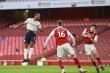 Sterling đánh đầu ghi bàn, Man City nhẹ nhàng đánh bại Arsenal