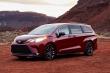Toyota Sienna 2021 ra mắt với thiết kế táo bạo