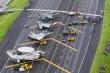 Áp lực từ Trung Quốc gia tăng, Đài Loan hội đàm tìm mua vũ khí Mỹ