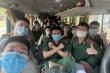 Sinh viên Quân Y hoãn thực tập, cấp tốc chi viện cho tâm dịch Bắc Giang