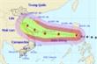 Bão Vamco giật cấp 15 tiến vào Biển Đông, Trung Bộ mưa rất to