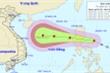 Áp thấp nhiệt đới mạnh lên thành bão, đi vào Biển Đông và liên tục tăng cấp