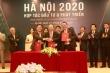 Tập đoàn Tân Hoàng Minh và Hà Nội ký kết Biên bản ghi nhớ cam kết đầu tư 2 dự án