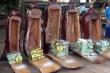 Giấu hơn 200kg ma túy trong tượng gỗ gắn định vị vận chuyển từ Lào về Việt Nam