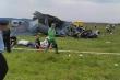 Nga: Rơi máy bay chở vận động viên nhảy dù, 7 người chết