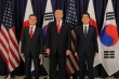 Căng thẳng Mỹ-Trung: Nhật Bản, Hàn Quốc toan tính thế nào?