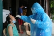 Hà Tĩnh lấy mẫu xét nghiệm 2.300 người trong khu vực phong tỏa