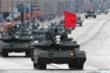 Ảnh: Hơn 190 khí tài tại Matxcơva diễn tập duyệt binh Ngày Chiến thắng