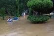 Lũ quét gây ngập sâu 1-2m ở ngôi làng vùng cao Quảng Nam