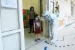 Cận cảnh lớp học thành khu cách ly của 34 trẻ mầm non ở Bắc Giang