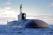 Tàu ngầm hạt nhân Vladimir Monomakh lần đầu phóng 4 tên lửa đạn đạo Bulava