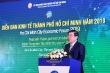 Chủ tịch UBND TP.HCM Nguyễn Thành Phong: 'Cần sớm triển khai trung tâm kinh tế tài chính TP.HCM'