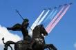 Xem màn diễu binh trên không 'lớn chưa từng  có' kỷ niệm 75 năm Ngày Chiến thắng