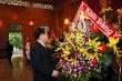 Phó Thủ tướng Vương Đình Huệ dâng hương tưởng niệm Hồ Chủ tịch ngày đầu năm mới