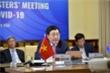 ASEAN và Mỹ  họp bàn trực tuyến về hợp tác phòng chống dịch COVID-19
