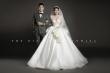 Bùi Tiến Dũng khoe ảnh cưới bên cô dâu Khánh Linh xinh đẹp