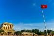 Video: Nghi lễ thượng cờ ở Lăng Chủ tịch Hồ Chí Minh