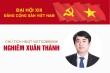 Infographic: Sự nghiệp Chủ tịch HĐQT Vietcombank Nghiêm Xuân Thành
