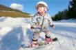 Video: Bé gái 1 tuổi trượt tuyết siêu đỉnh khiến dân mạng trầm trồ