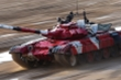 Nga giành chiến thắng thuyết phục tại vòng bán kết Tank Biathlon
