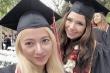'Bé' Xuân Nghi vừa tốt nghiệp đại học nổi tiếng ở Mỹ