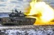 Video: Tăng T-72B3 khai hỏa diệt mục tiêu tầm xa 7.000m trên thao trường Alabino