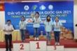 Trần Tuấn Minh, Phạm Lê Thảo Nguyên vô địch cờ tiêu chuẩn giải cờ vua VĐQG