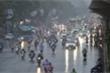 Hà Nội đón mưa 'vàng' giải nhiệt sau chuỗi ngày nắng nóng hơn 40 độ C