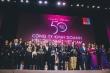 Tập đoàn Đất Xanh lọt Top 50 Công ty kinh doanh hiệu quả nhất Việt Nam năm 2019