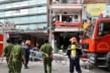 Clip: Hiện trường nổ bình gas nhà hàng trên phố cổ khiến 5 người bị thương