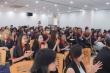 200 sinh viên được tuyển dụng việc làm ngay trong lễ khai giảng