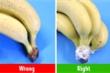 9 mẹo vặt giúp bảo quản thực phẩm tươi lâu không ngờ