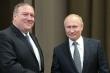 Tổng thống Putin: Đã tới lúc khôi phục hoàn toàn quan hệ Nga-Mỹ
