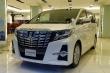 Xe sang Toyota Alphard tại Việt Nam bị triệu hồi vì lỗi dây an toàn