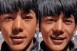 Vẻ đẹp ngây thơ và hoang dại giúp chàng trai Tây Tạng nổi tiếng sau một đêm