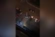 Video: Nổ súng trước chung cư ở Hà Nội, một người trúng đạn