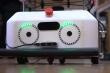 Video: Robot tự động vận chuyển thuốc, thức ăn trong khu cách ly